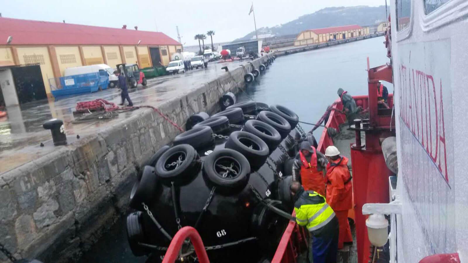 multipurpose tug bay protector